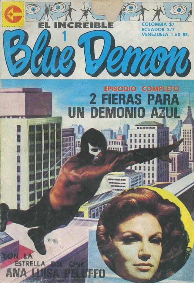 Peliculas porno gratis azafatas de 18 a 2 años Fotonovelas Impactantes Blue Demon En Dos Fieras Para Un Demonio Azul 1 El Blog De Randy Orson Welles Conoce A Randy