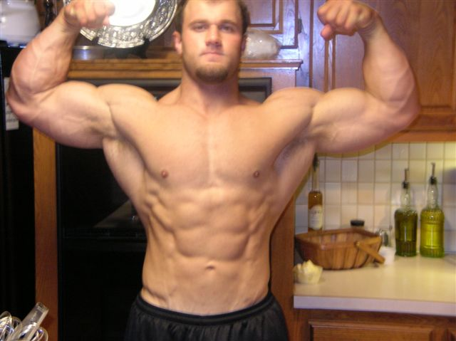 Powerlifter Body